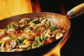 Wok de verduras y germinados FANYA